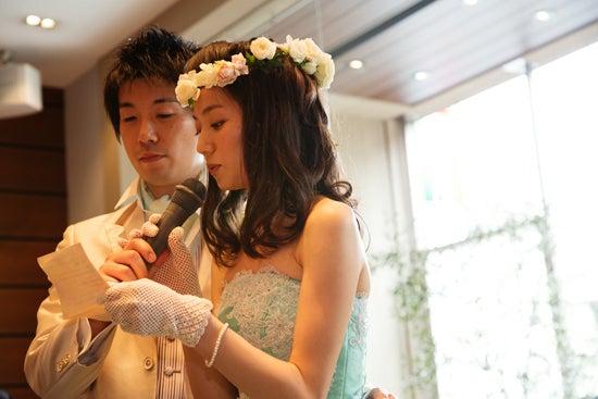 ウエディングカメラマンの裏話*結婚式にまつわるアンなことコンなこと-イタリアン スペッキオ ブライダル