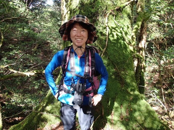 $歩き人ふみの徒歩世界旅行 日本・台湾編-山歩きに出発