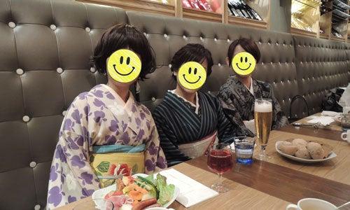 東京で着物ライフを楽しむ会 ~東京きものライフ~-ランチ