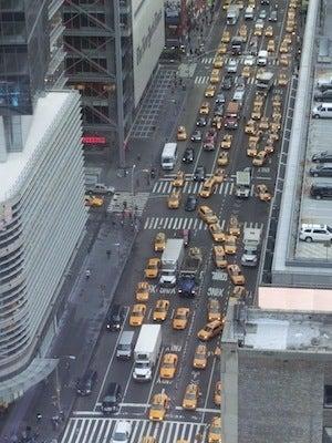 <br />タクシー