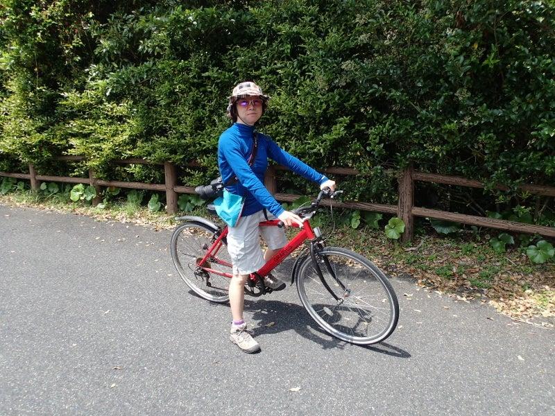 歩き人ふみの徒歩世界旅行 日本・台湾編-レンタサイクル