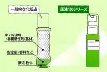 $sorakumuriのブログ-美容液原液シリーズ