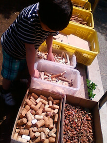 コミュニティ・ベーカリー                          風のすみかな日々-木工材料