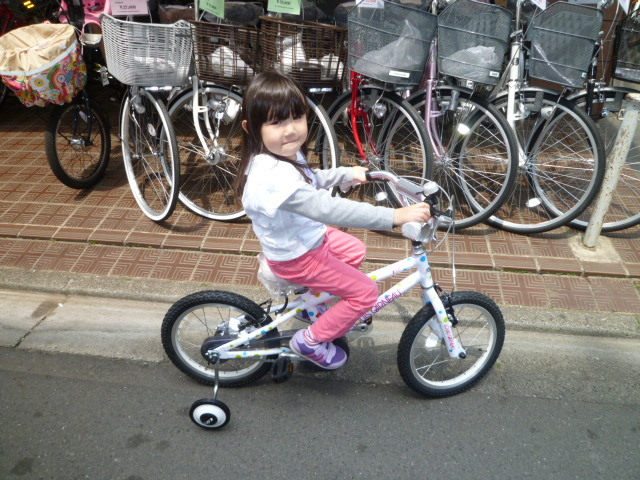 自転車の 自転車 ベガス カスタム : ゴールデンウィーク 納車です ...