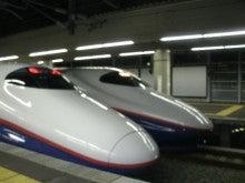 あゆ好き2号のあゆバカ日記-E2系同士
