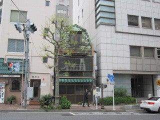 「日本橋探検」4:新富はレトロ建築がいっぱい!