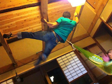 京町家を買って改修する男のblog-ダイナミックムーブ