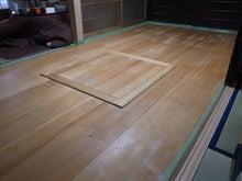 京町家を買って改修する男のblog-もみの木柿渋一回塗り