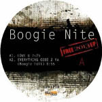 ESPECIAL RECORDS OFFICIAL BLOG-Boogie