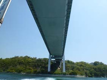 三度目で結(ユウ)-橋の下