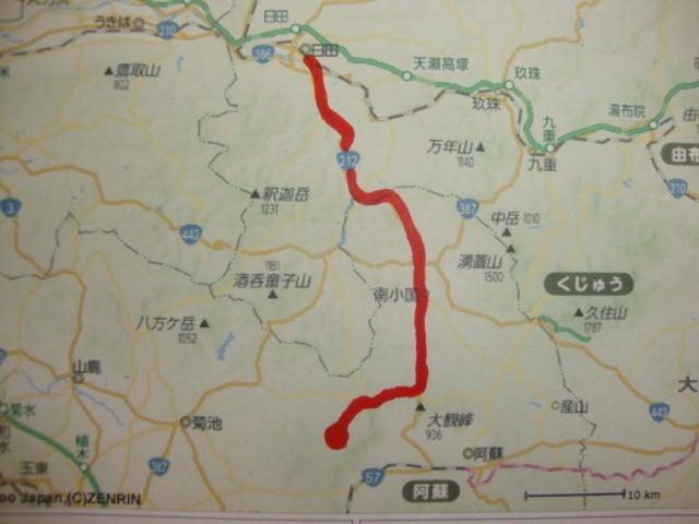 自転車の 自転車 熊本市 : 大分県日田市まで車に自転車を ...