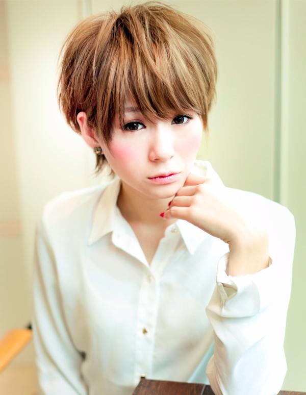可愛い髪型 ショートの可愛い髪型 : ameblo.jp