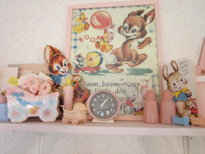 pinkpink-baby~アンティーク雑貨やパステルカラーの食器が大好きです♪
