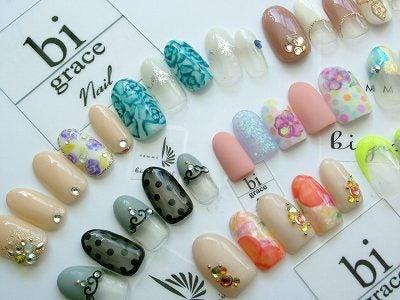 大阪ミナミ 心斎橋  四ツ橋 ネイルサロン bi.grace nailのネイルブログ