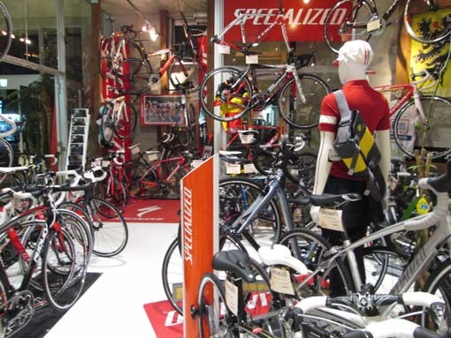 自転車で旅がしたい