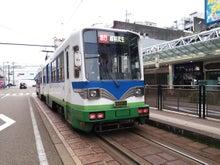 逆走さんの逆走日記-福井市電