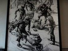 アウシュヴィッツ強制収容所 厳しい労働の様子