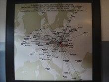 アウシュヴィッツ強制収容所地図