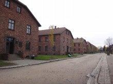 アウシュヴィッツ強制収容所 中の様子