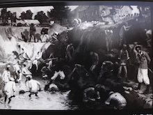 アウシュヴィッツ強制収容所 労働の様子