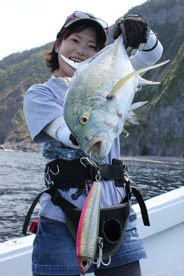ぽぽこ☆釣り始めました☆