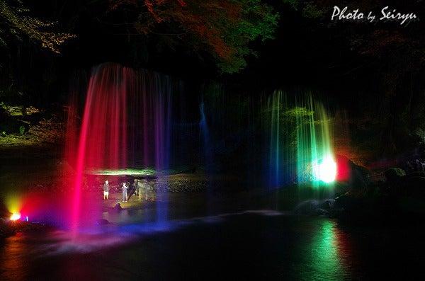 $清流の森 ~九州の滝と風景~