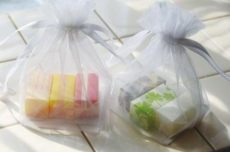 $手作り石鹸専門店 La Comtesse(ラ・コンテス)のブログ-手作り石けんお試しセット