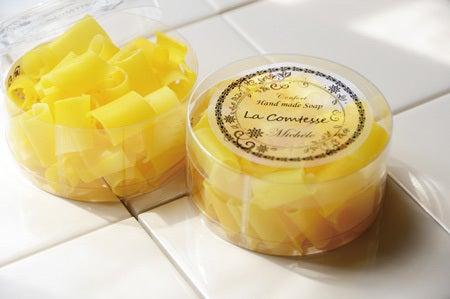 $手作り石鹸専門店 La Comtesse(ラ・コンテス)のブログ-携帯用生石けんミシェル