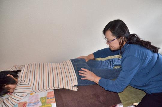 $整体師&ヒーラー養成:腰痛・肩こりを解消できる安心の無痛整体講座