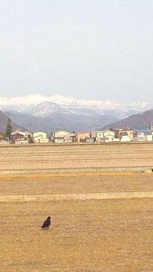 ☆蘭ラン日記☆ -雪山 大