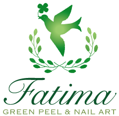 $Beauty Salon fatima 【大阪・本町】グリーンピール ネイル-fatima【大阪 グリーンピール ネイル】