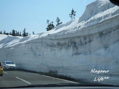 Nagano Life**-雪壁