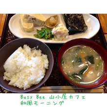 Busy Beeの山小屋カフェ便り-__.JPG