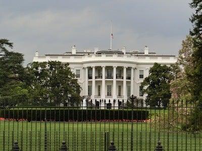 ホワイトハウス1