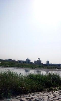 目黒区大岡山のアロマ・ストーンマッサージ セラピールーム・ブラン-河原の太陽