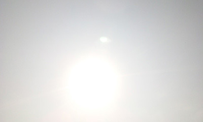 目黒区大岡山のアロマ・ストーンマッサージ セラピールーム・ブラン-お日様