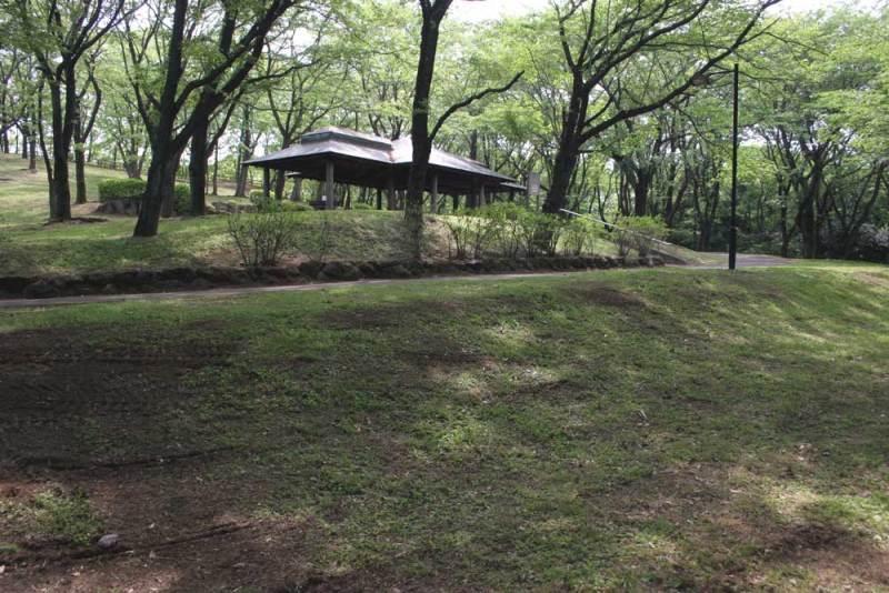 小田屋敷/富士見台公園の住居跡