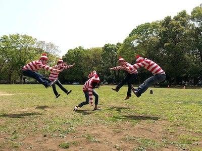 $ザ・飲み会伝説!地域密着型飲み会『ワクワク飲み』と居酒屋のコラボレーションで日本全国地域活性化プロジェクト!-波動拳 写真 ウォーリー