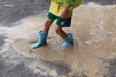 若草幼稚園-雨1