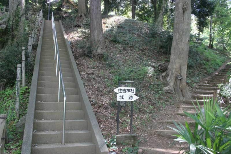 片倉城/迷わず右へ
