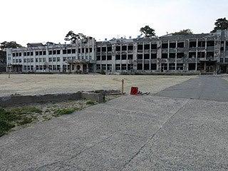 晴れのち曇り時々Ameブロ-門脇小学校