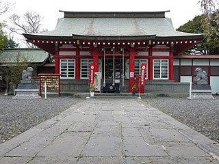 晴れのち曇り時々Ameブロ-鹿島神社本殿