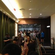 香港島で初飲茶「大會…
