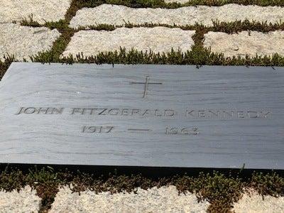 JFKのお墓2