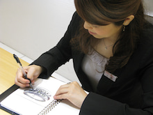ジュエリー・コンシェルジュ☆キセキの手帳-デザイナー