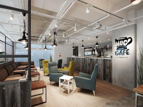 Francfranc Official Blog-LAG吉祥寺Cafe