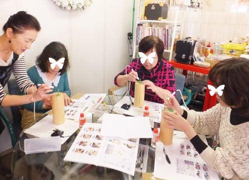 東京下町・色々な手芸を気軽に学べる教室-PZ教室*アートワックスモデリング