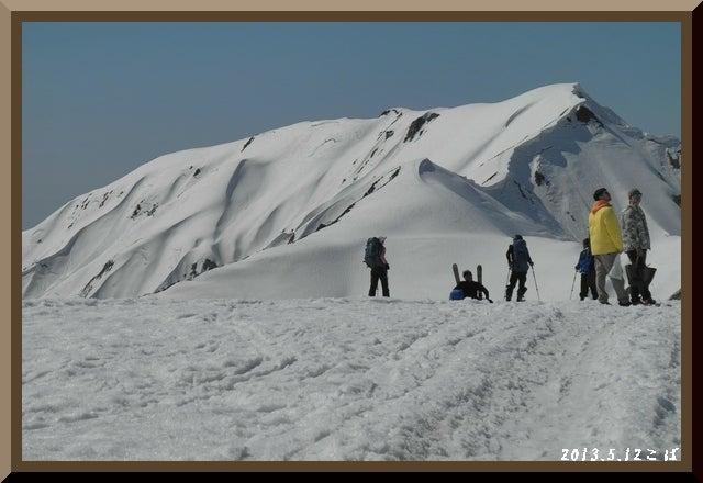 ロフトで綴る山と山スキー-0512_1450