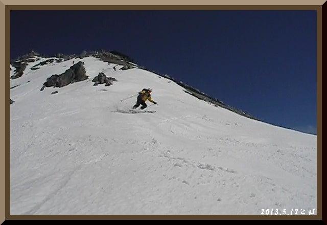 ロフトで綴る山と山スキー-0512_1402