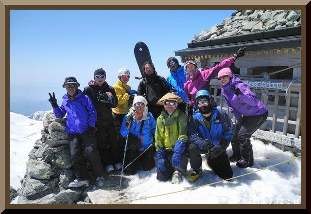ロフトで綴る山と山スキー-0512_1335